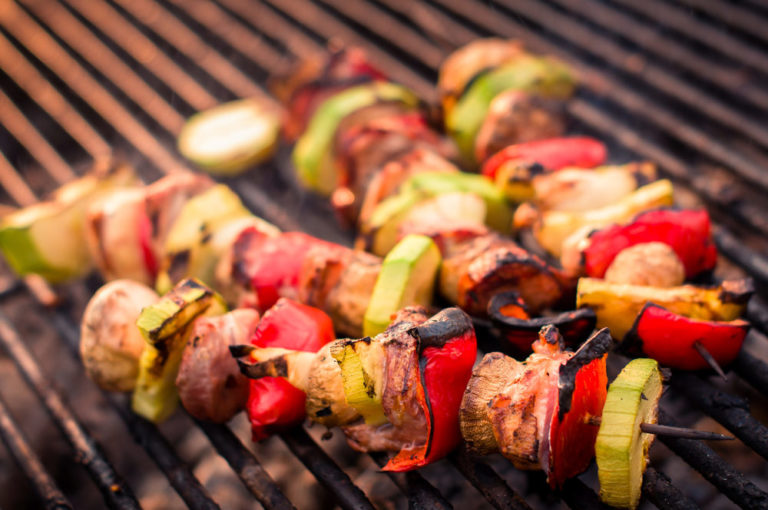 Get Creative with Kabobs