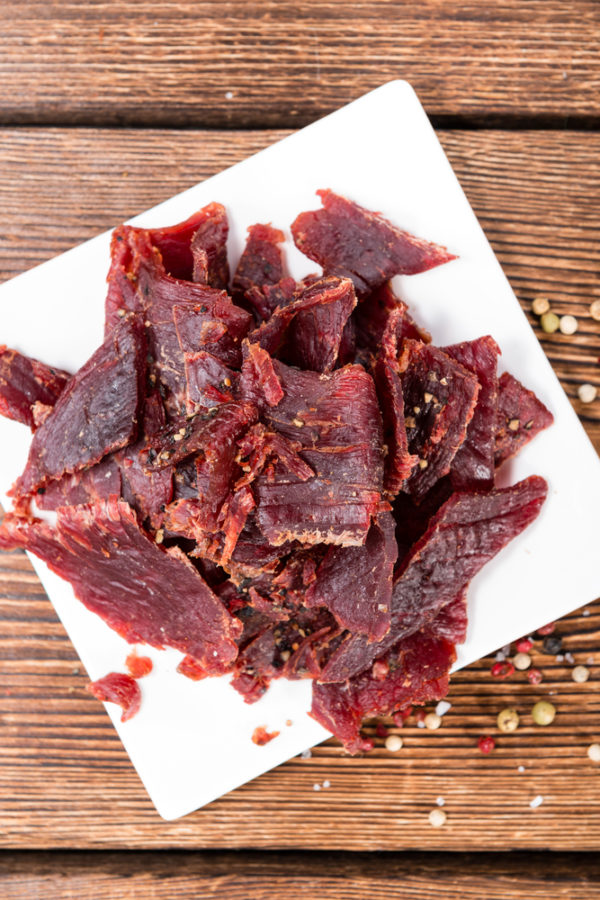 Jerky - Ghost Pepper/Beef